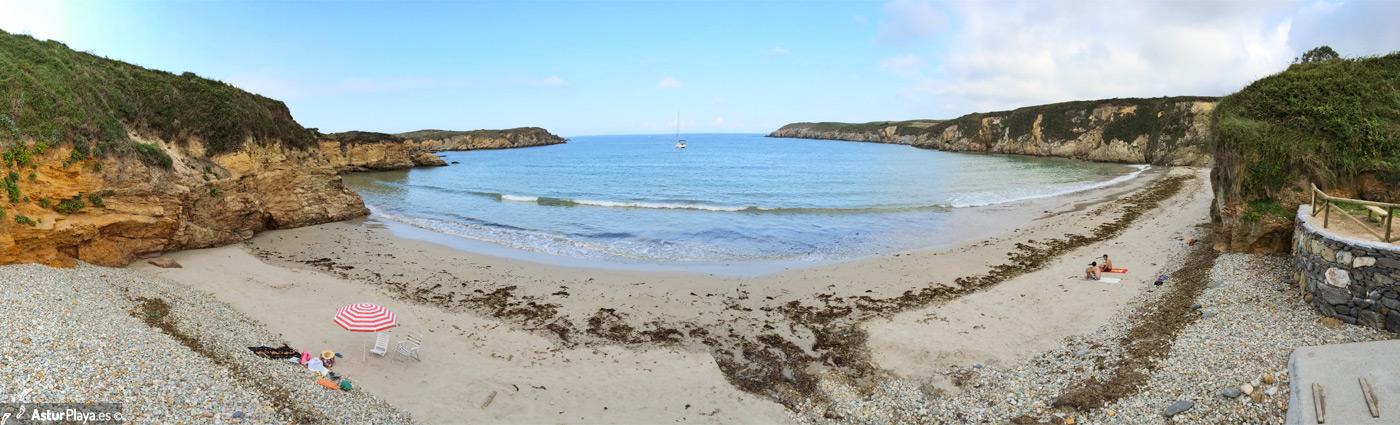 Santa Gadea Ribeiria Beach1