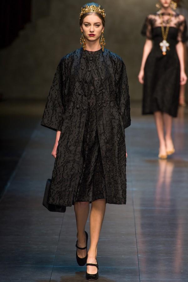 Dolce Gabbana Fall 2013 Rtw 32 600x900