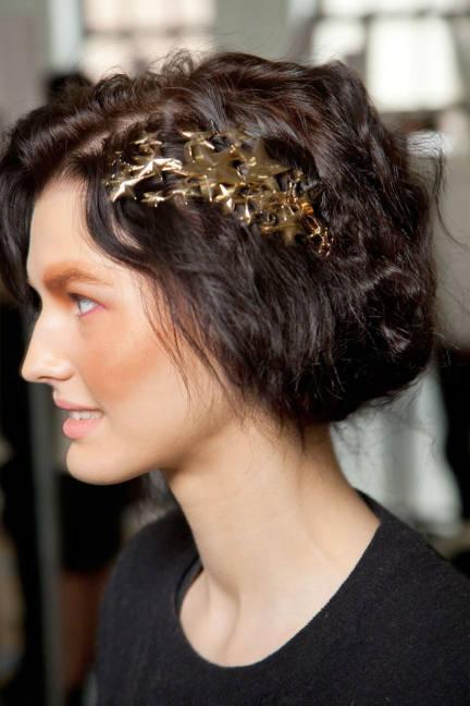 Gols Stars Hair Accessory