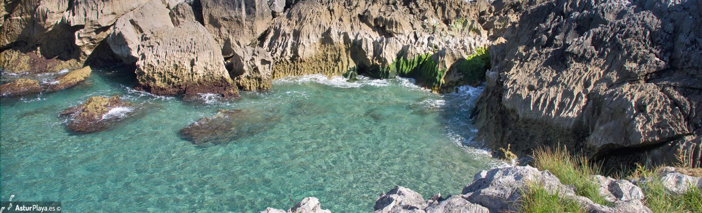 La Canal Beach Llanes2