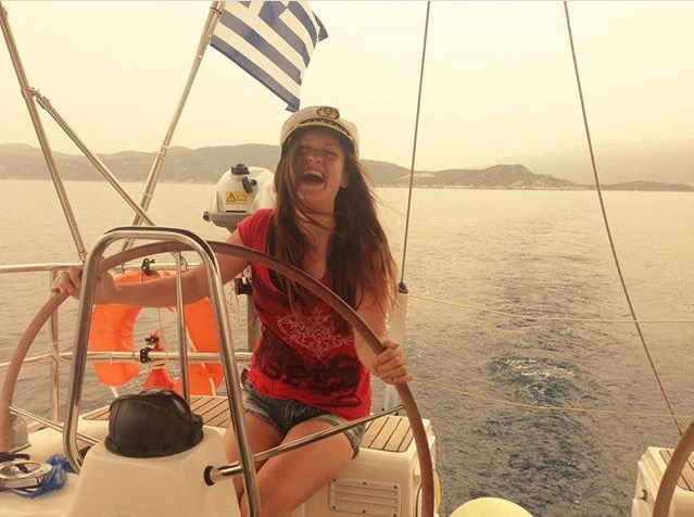 Yanpy Post 174 First Sailing Experience