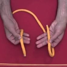 Trucos de magia con cuerdas