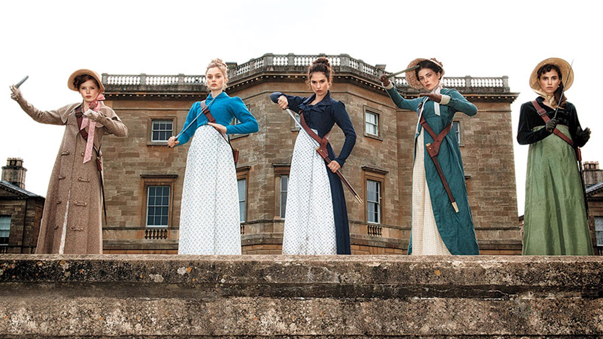 Pride And Prejudice And Zombies Trailer Promises Proper Zombie Madness