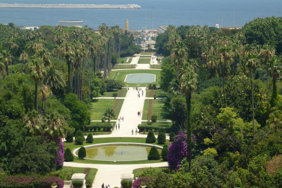 Jardín de Pruebas de Hamma