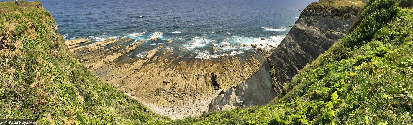 Boxada El Vino Beach Asturias2