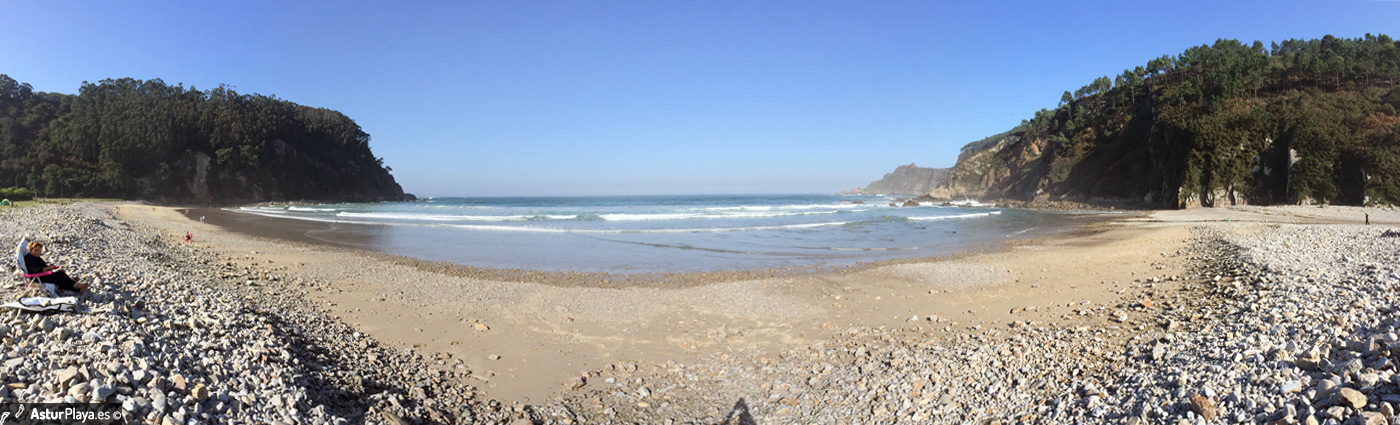San Pedro De La Ribera Beach Cudillero3
