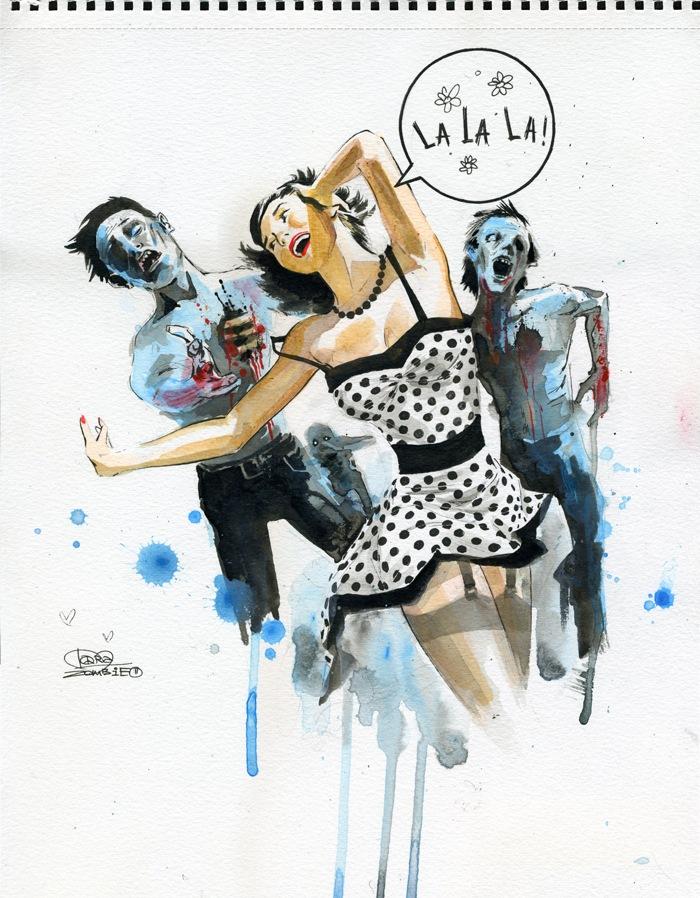 Lora Zombie - beqbe.com