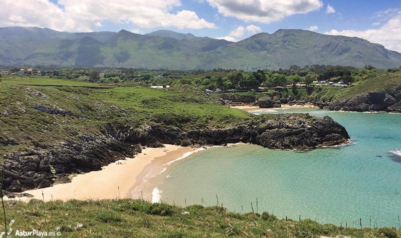 Tayada Nudist Beach In Llanes Spain