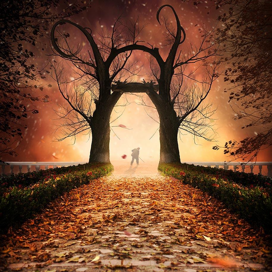 Surreal Dream Photos Caras Ionut 19