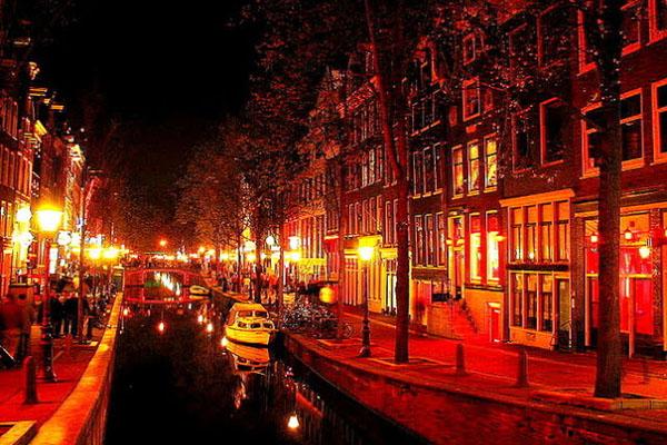 7. Ámsterdam, Holanda