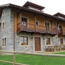 Casas de Aldea Peñanes, Asturias