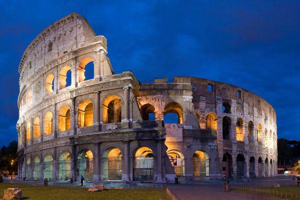 6. Coliseo, Roma (Italia)