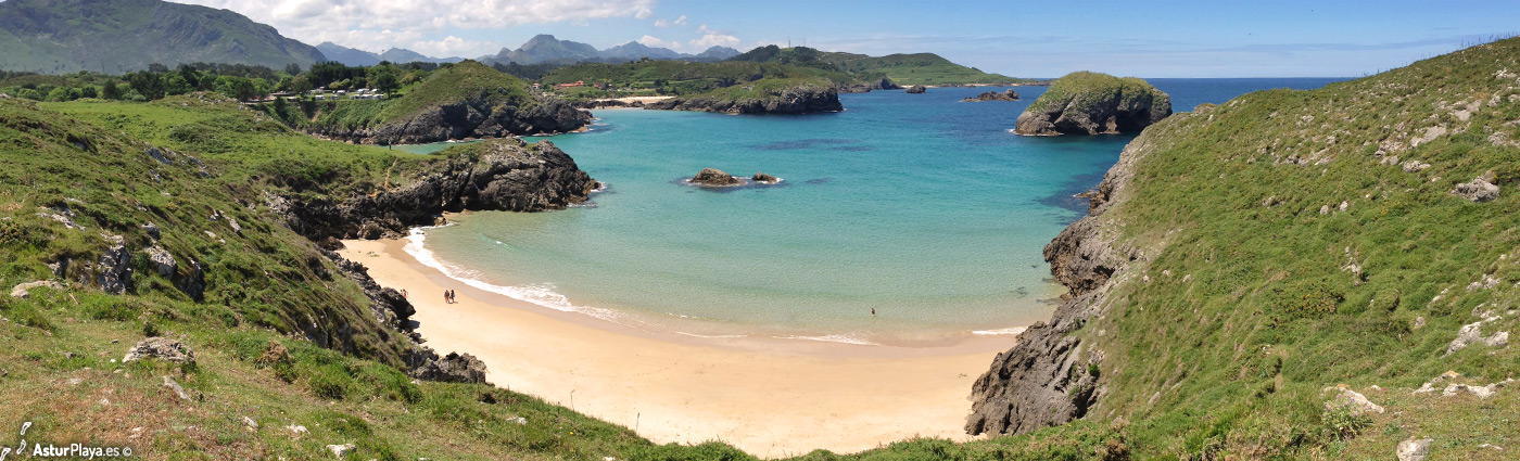 Tayada Beach Llanes Asturias Mainpic