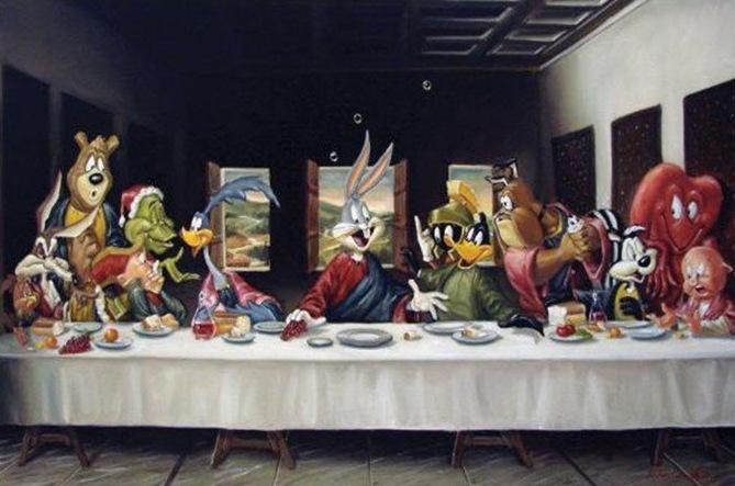 Supper Looney Toons Jpg