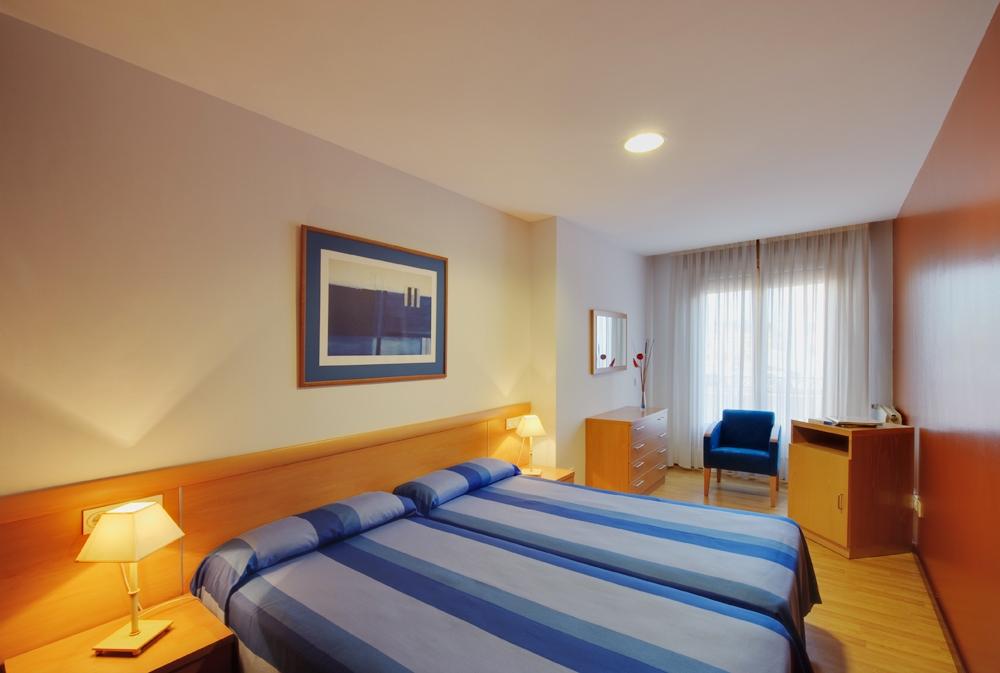 Dormitorio Principal Apartamento Blue San Esteban Grande Centro Gijon