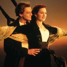 Titanic, la historia de amor