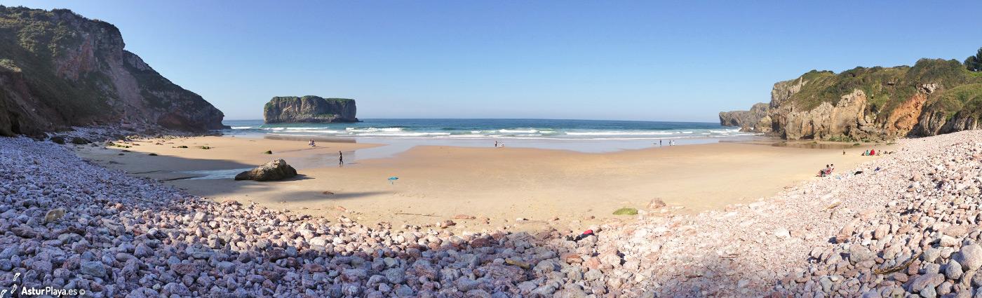 Andrin Beach Llanes Asturias2