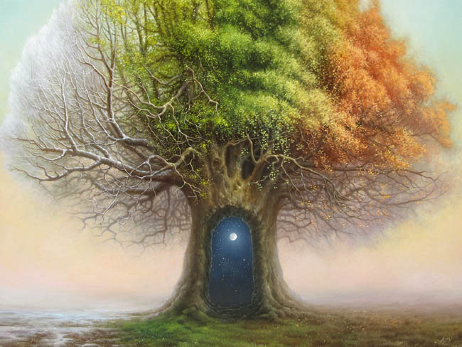 Tree of Time