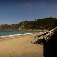 Oleiros Beach in Cudillero - Asturias