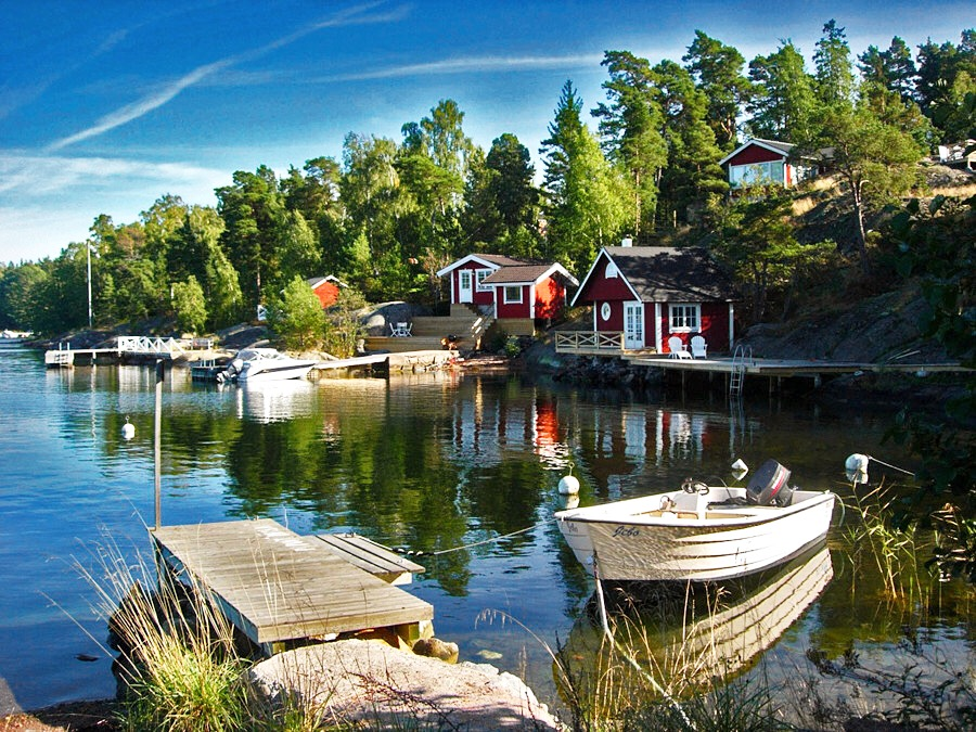 Yanpy Post 151 Sailing Stockholm Archipelago Sweden
