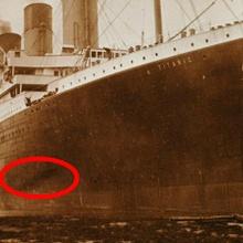 El Titanic no se hundió por un iceberg