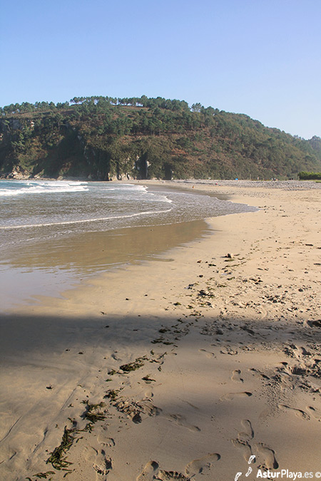 San Pedro Dela Ribera Beach Eastern Side