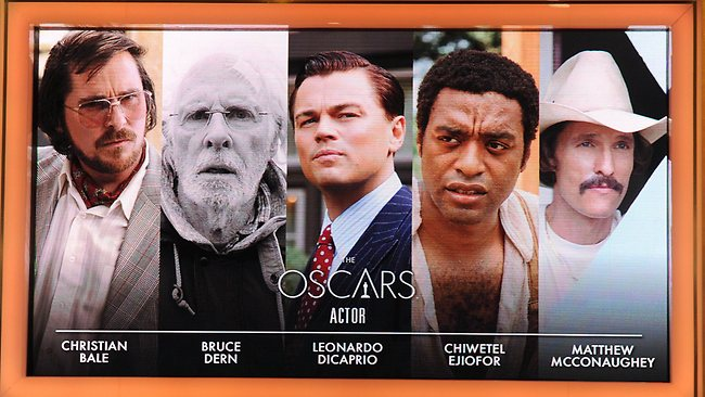 846673 Oscar Nominations 2014