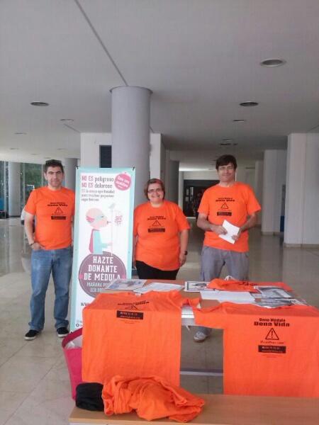 6 de Mayo 2014 - Jornada Informativa en las universidades