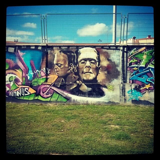 Streetart Arteenlacalle Graffiti Gijon Asturias