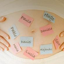 Nombres para tu bebé