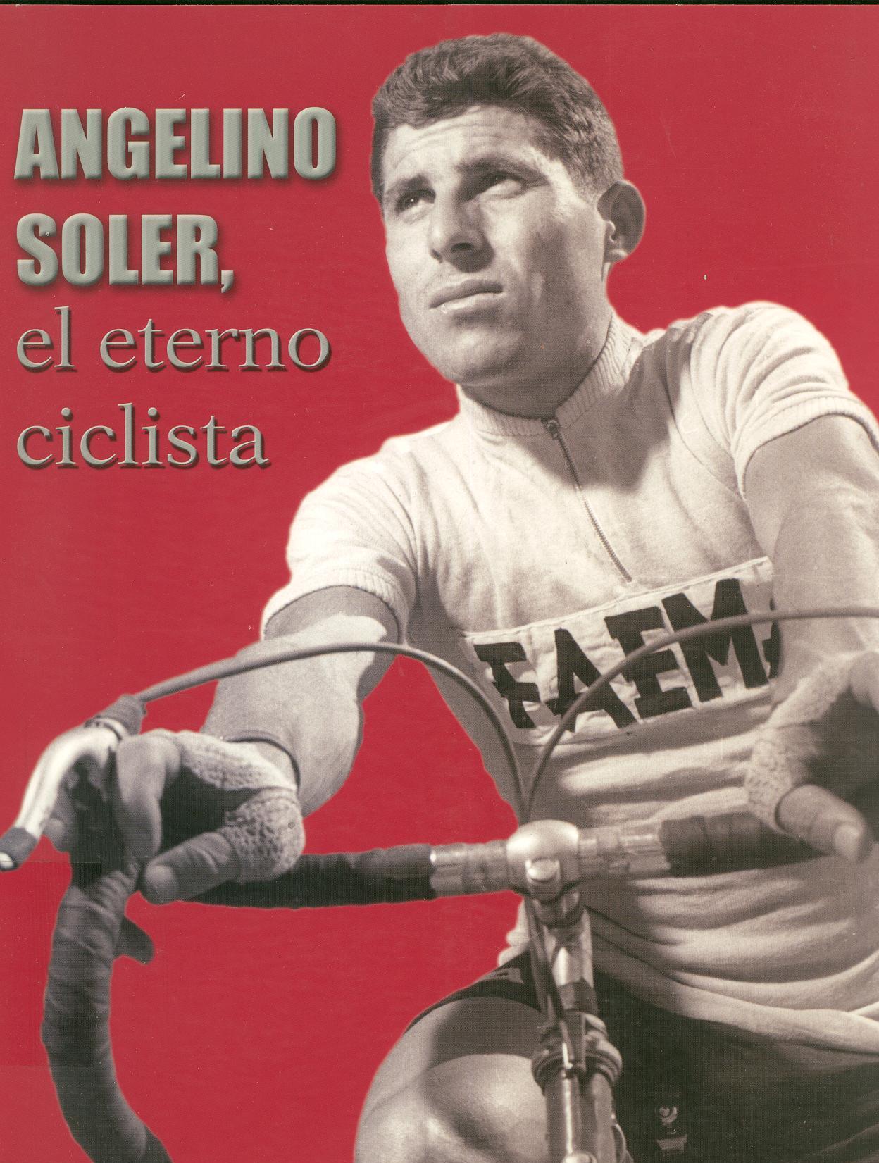 Angelino Soler, el ciclista más joven en ganar la Vuelta