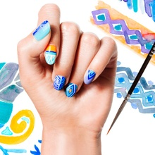 Sephora Nail Art DIY