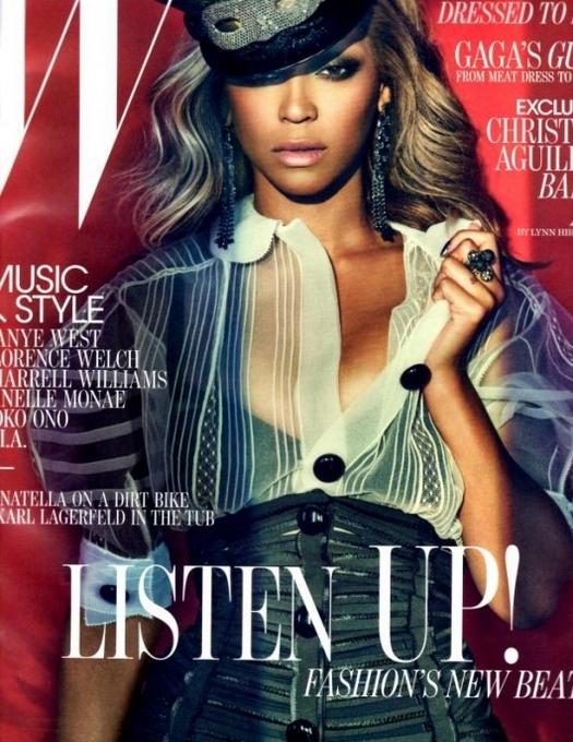 Beyonce W Magazine 006