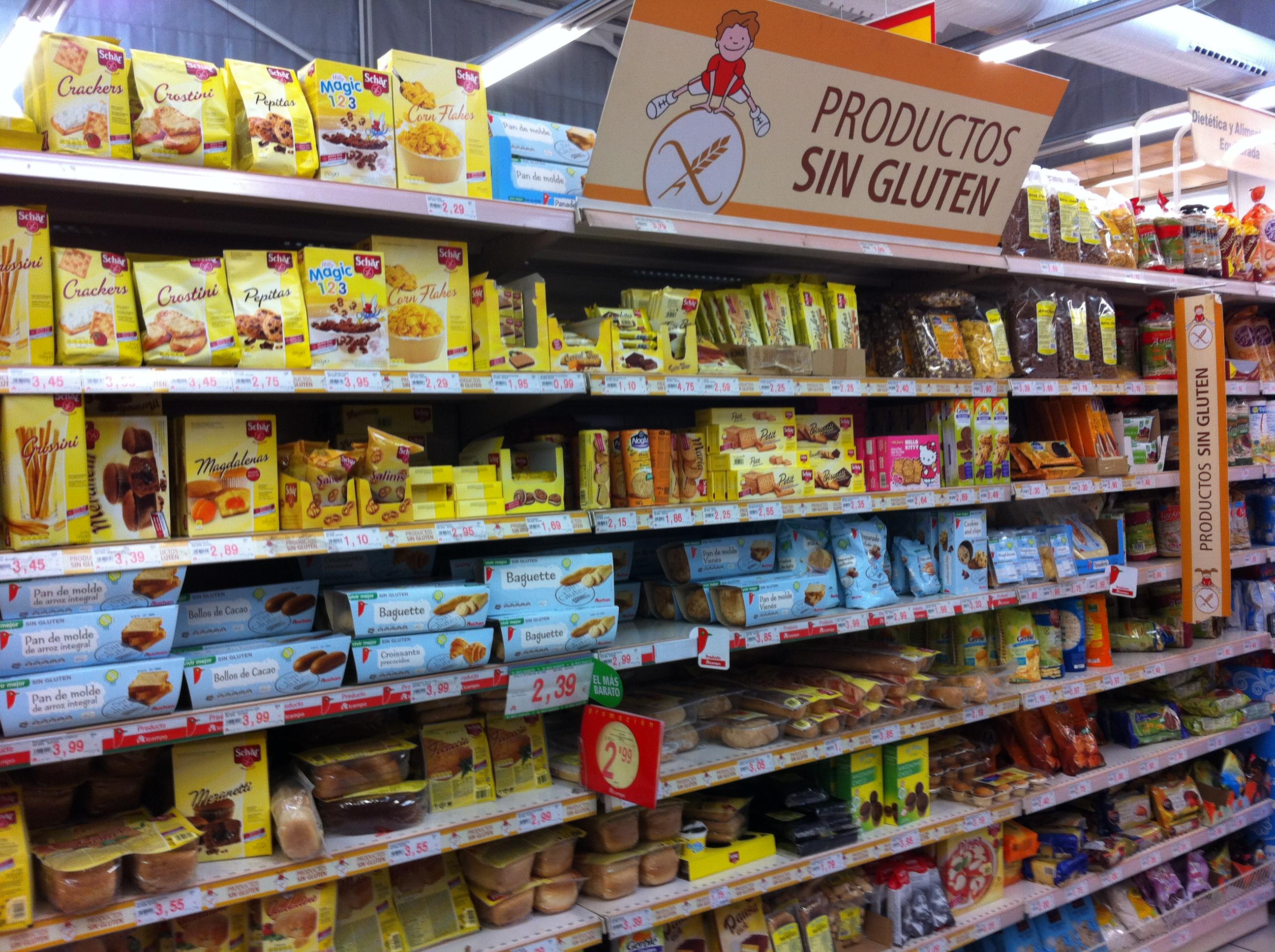 Productos Sin Gluten1