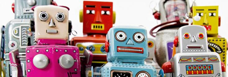 Cientos Robots