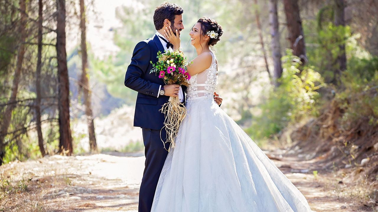 Couple Wedding Istock