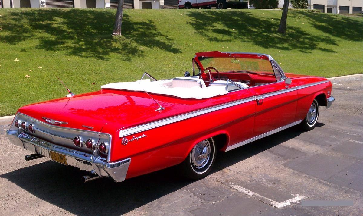 1962 Chevrolet Impala 409 Ss