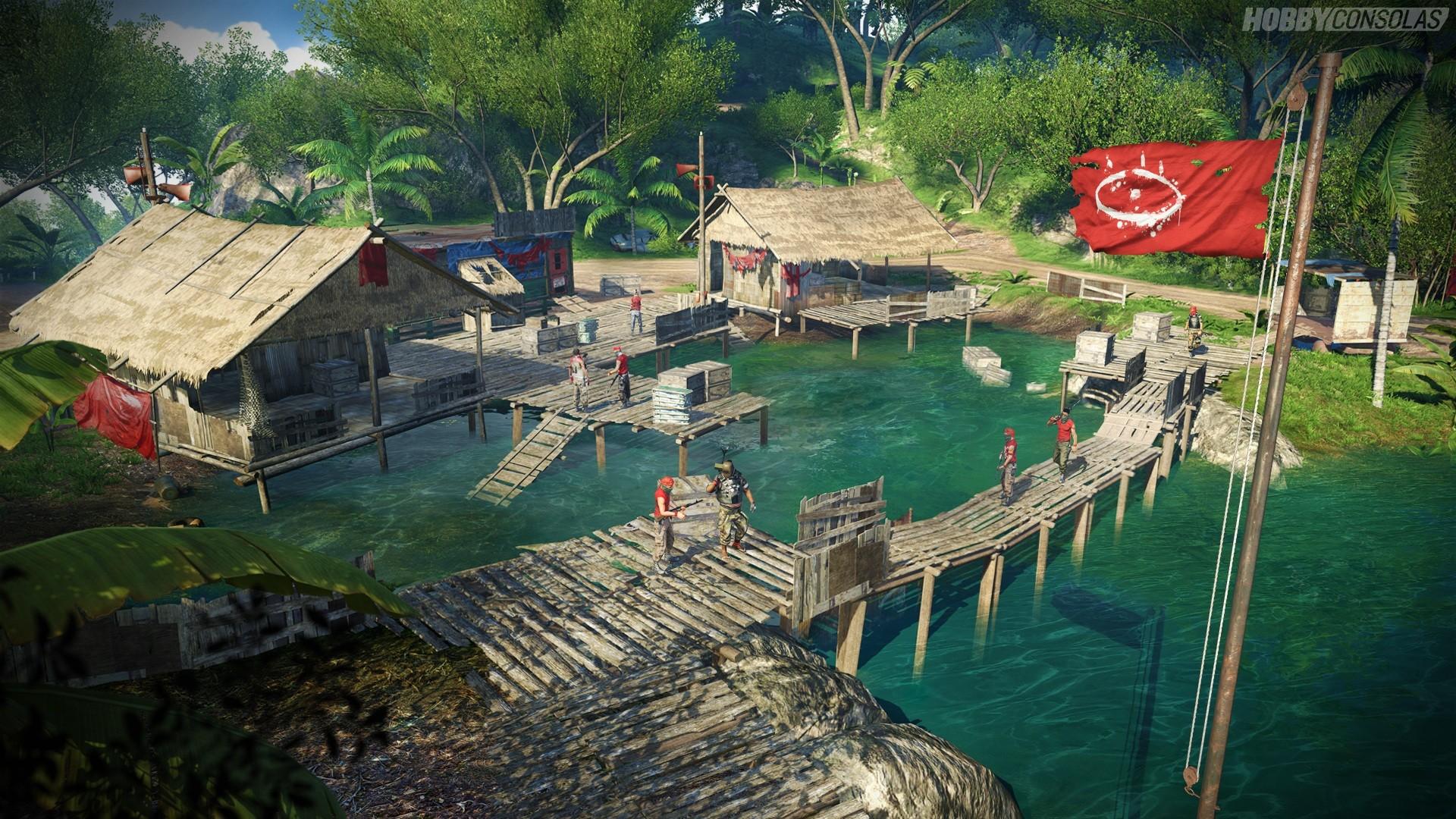 Analisis Far Cry 3 05
