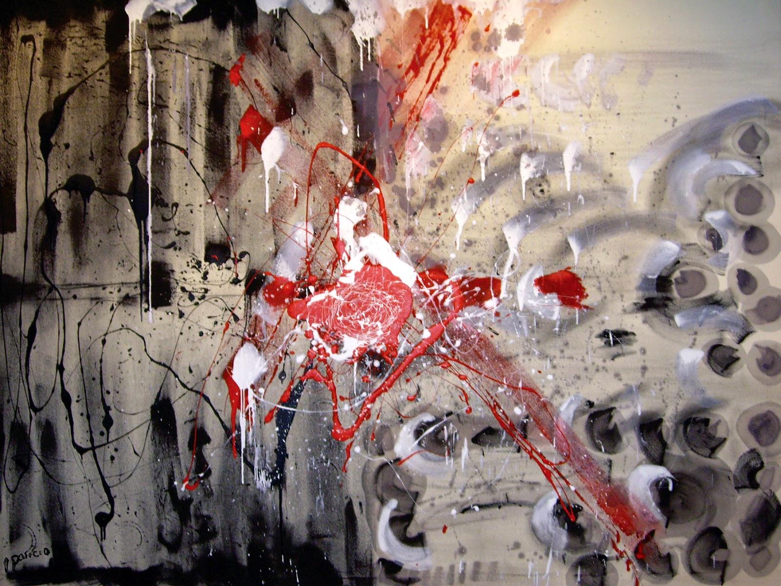 Ricardo Aparicio Abstracto 26