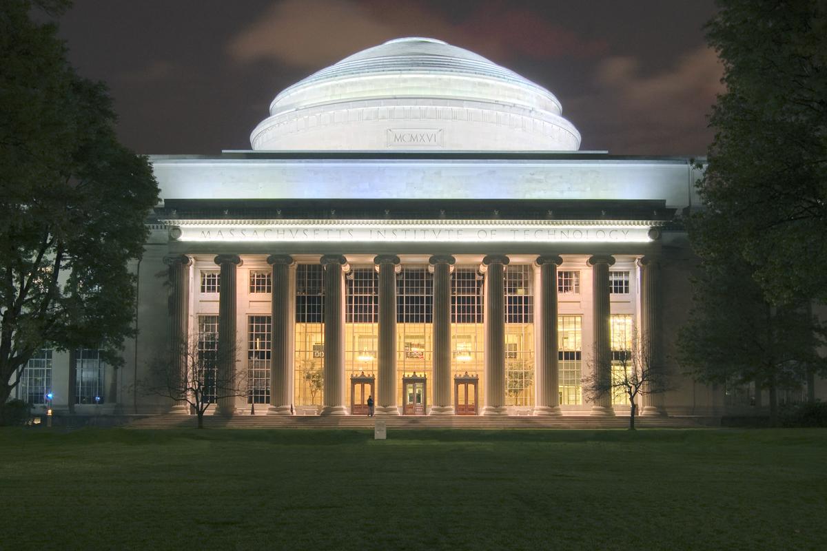 3. Massachusetts Institute of Technology