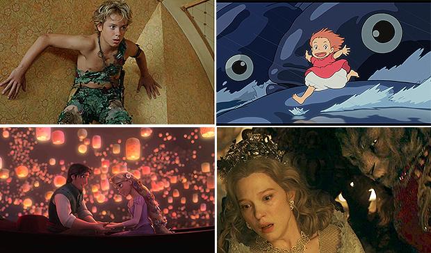 10 cuentos tradicionales reformulados en el cine actual