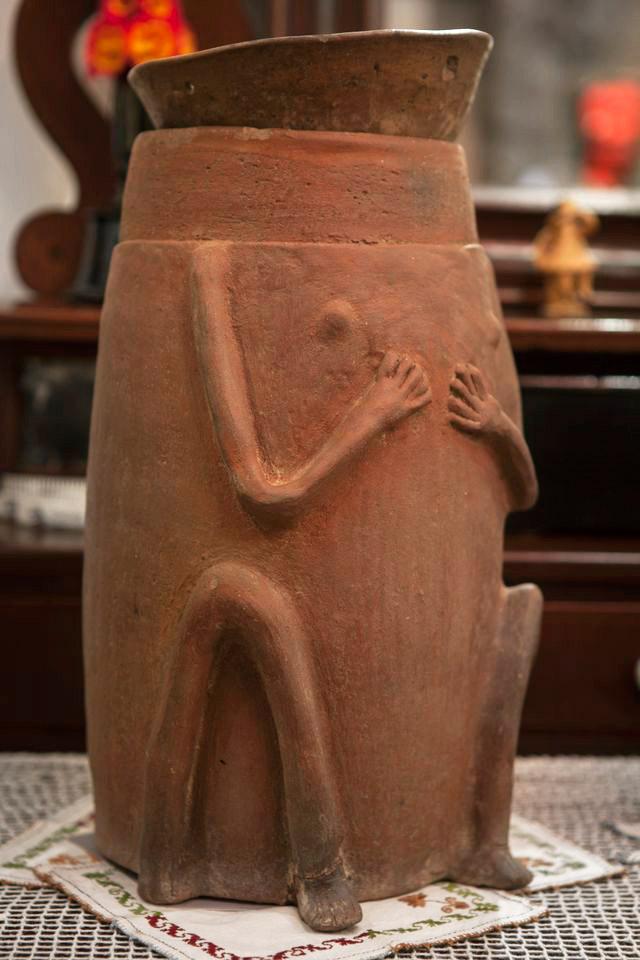 Urna Prehispánica