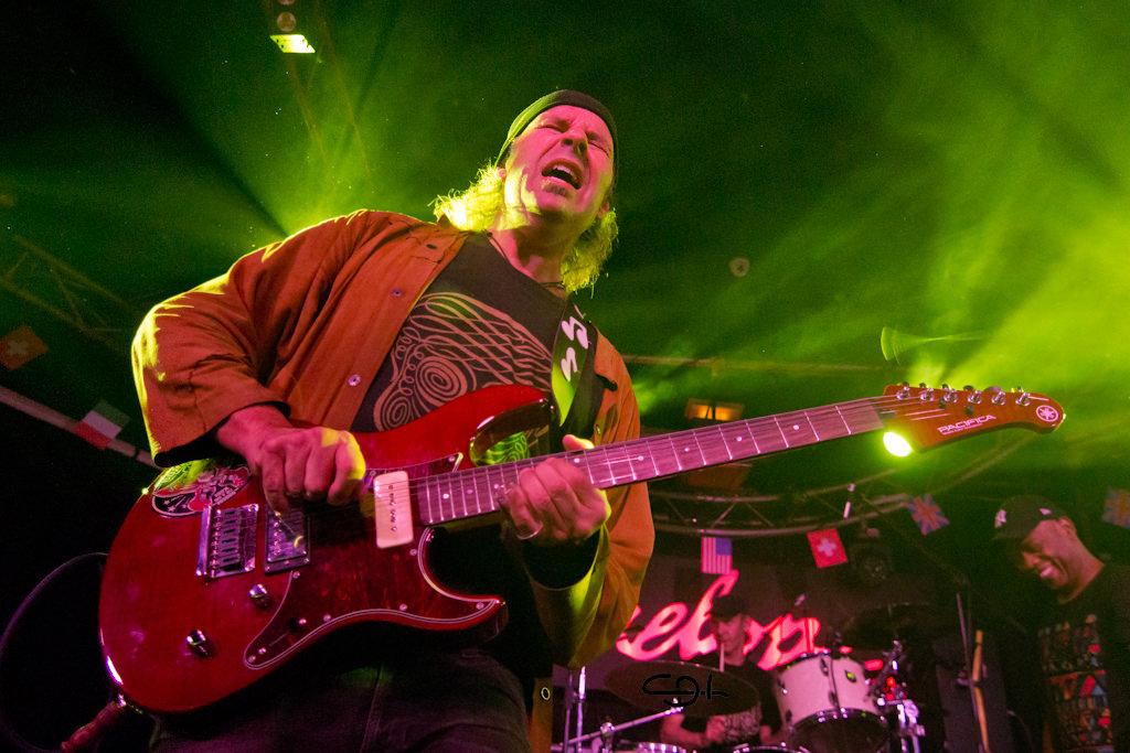 Photo: Carlos 90 - Vargas Blues Band