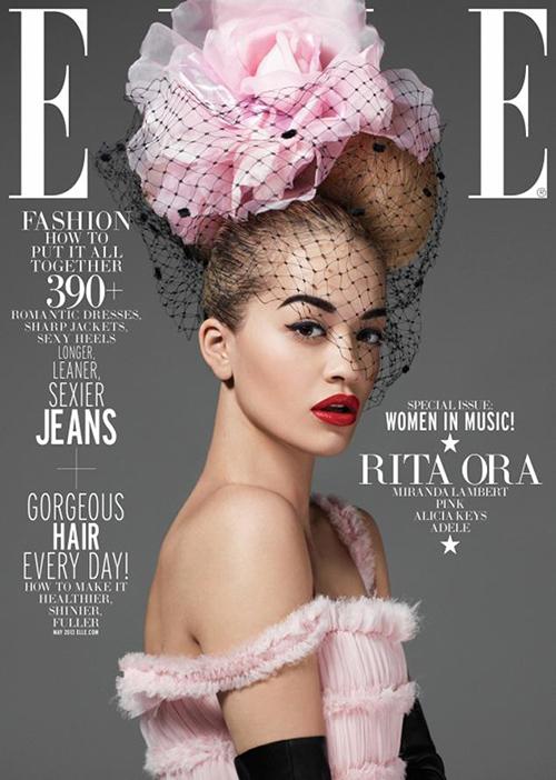Rita Ora Elle 1