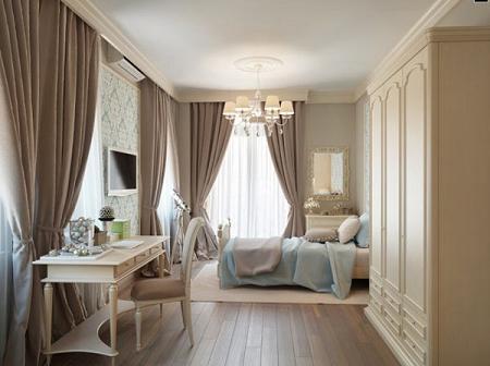 Dormitorio Vintage1