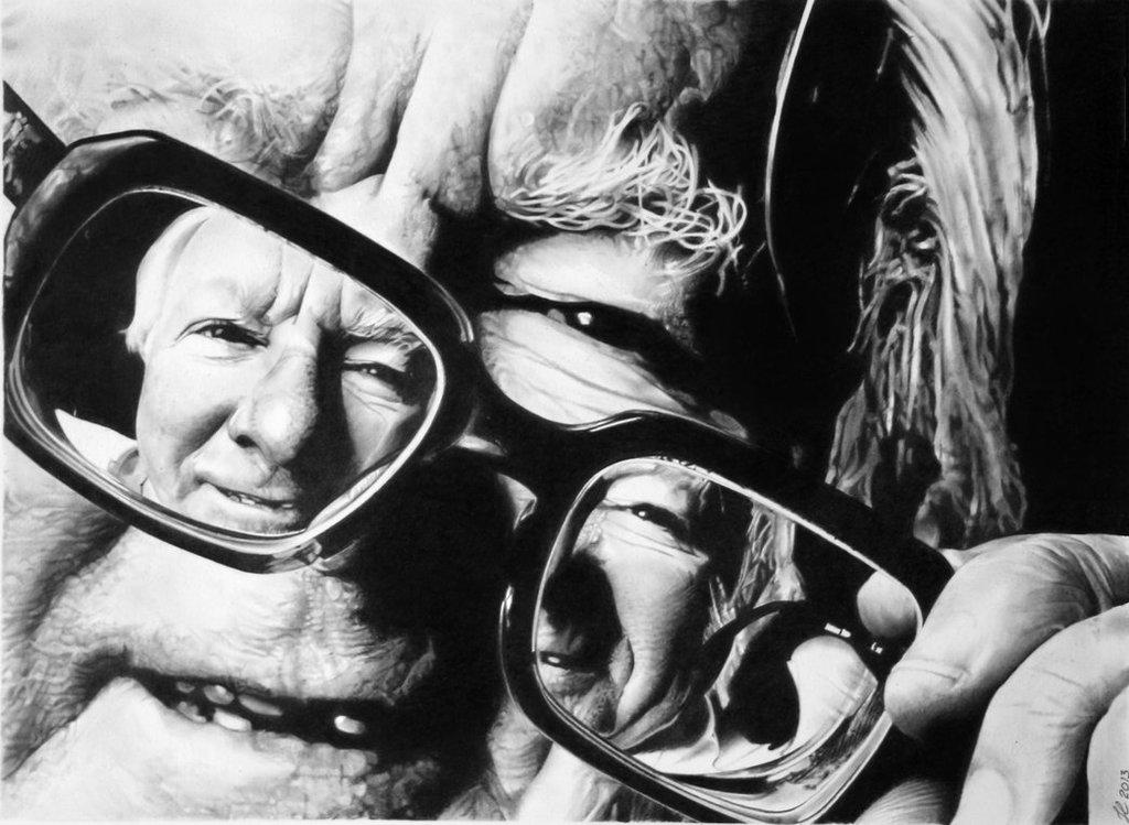 Ray Bradbury By Francoclun D5zn64m