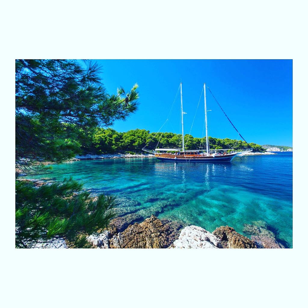 Yanpy Post 167 Yacht Charter Mljet Croatia