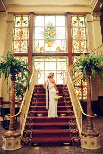 Great Gatsby Wedding Inspiration 12