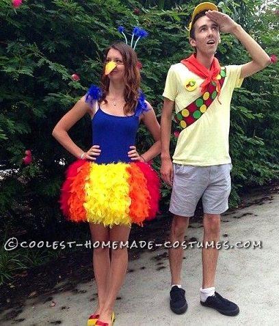 Disfraces Sencillos Carnaval 2014 Up