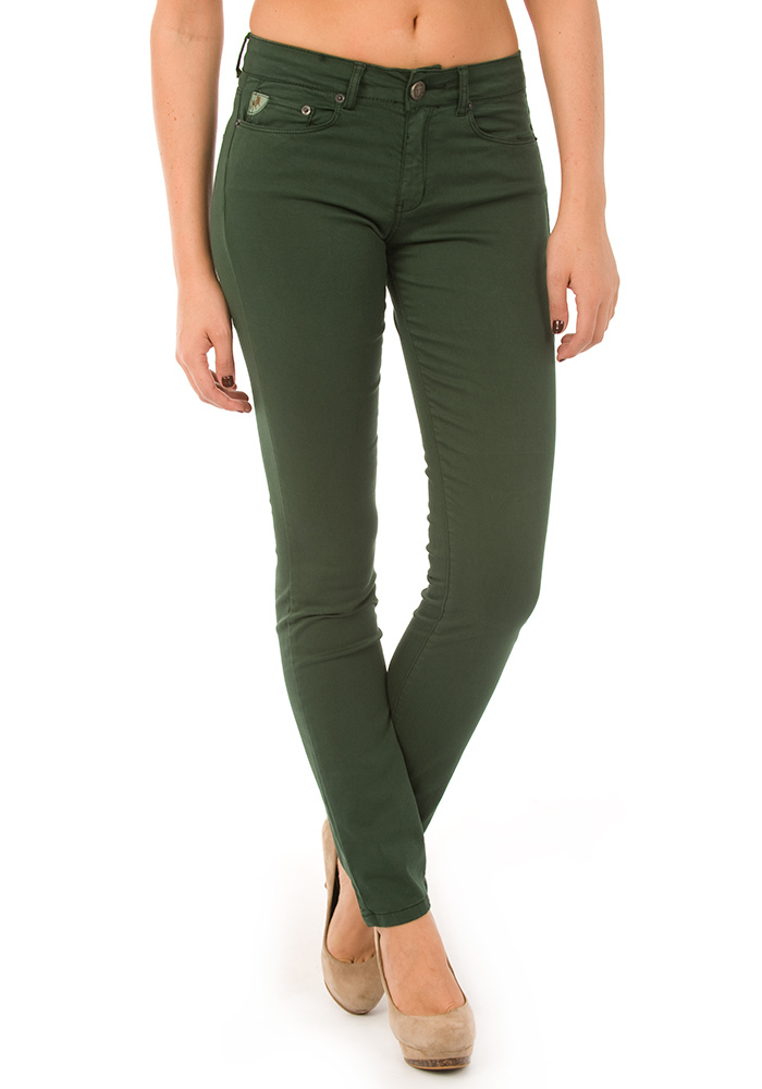 Pantalon Pitillo Mujer Lois New Simone Lua 479 Foto 933113
